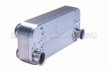Теплообменник гвс вес Пластинчатый теплообменник HISAKA UX-160 Биробиджан